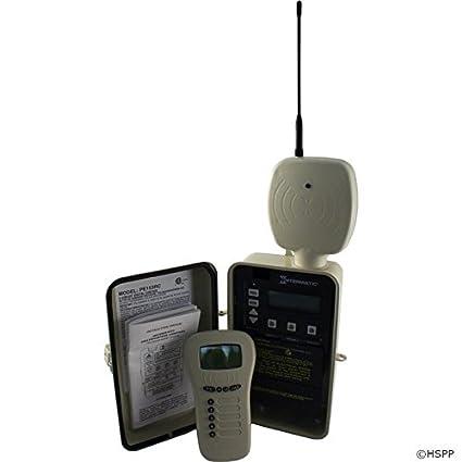Intermatic PE153RC Pool Timer, 3-Circuit Digital Time Switch ...