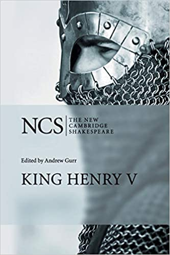 King Henry V 2nd Edition (The New Cambridge Shakespeare)