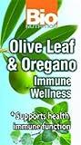 Bio Nutrition Inc Immune Wellness Olv Lf&Or 60 Vcap