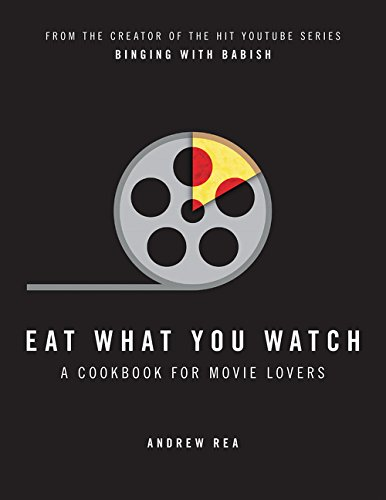 Eat What You Watch: A Cookbook for Movie Lovers (Christmas Sandwiches Themed)