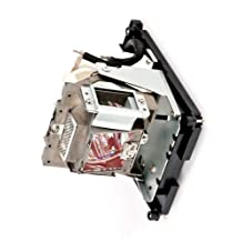DLP Projector Replacement Lamp Bulb Module For Toshiba TDP-MT20 TDP-MT200 With Cage