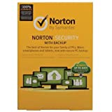 Software : Norton Security with Backup (For 10 Devices) [Old Version]