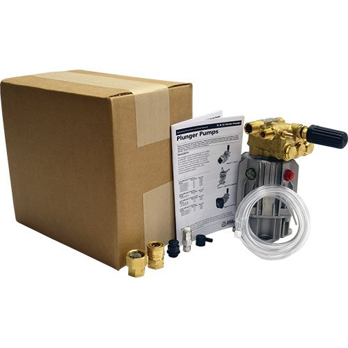 Injector Drive (AR North America SJV25G27-PKG 2700 PSI/2.5 GPM Injector Annovi Reverbi Direct Drive Pump with Unloader)