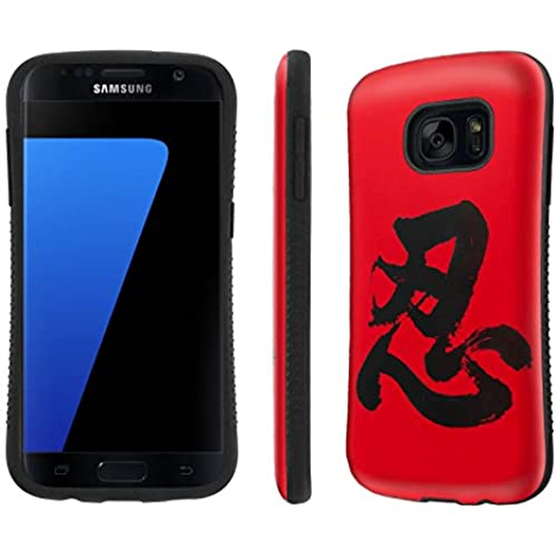 Galaxy [S7] Tough Designer Case [SlickCandy] [Black Bumper] Ultra Shock Absorbent - [Nintai] for Samsung Galaxy S7 / GS7 Sales