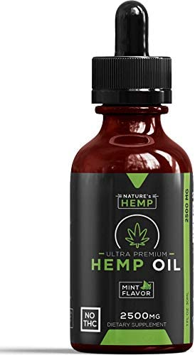 Hemp Extract Anxiety Stress Relief