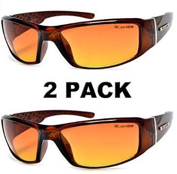 HD Vision Anti-Glare Driving Glasses X-Loop 2 (Anti Glare Driving Glasses)