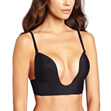 Fashion Forms Women's Seamless U Plunge Bra