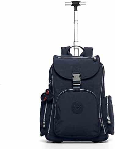 1fc0badbf43 Kipling Alcatraz II Wheeled Backpack with Laptop Protection (18-Inch, True  Blue)