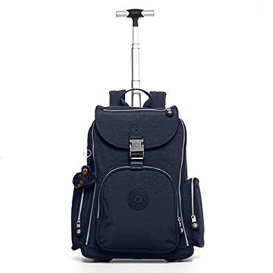 Amazon.com: Kipling Alcatraz II Wheeled Backpack with Laptop ...