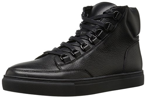 Black Men's Fashion Sneaker Pulse Zanzara pFRSx