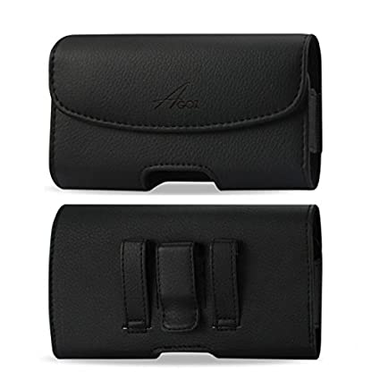 huawei xt ascend. for huawei ascend xt h1611, premium leather agoz pouch case holster with belt clip \u0026 xt