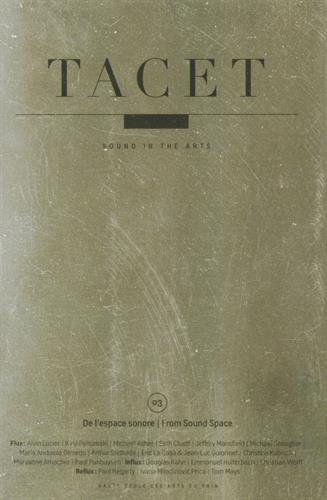 Download Tacet 3 From Sound Space pdf