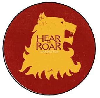 SPQR Craft Lema Lannister - Hear Me Roar - Juego de Tronos ...
