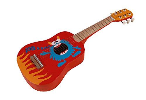 Scratch - 276181806 - Rock & Roll Guitare - Monstre - 64 cm