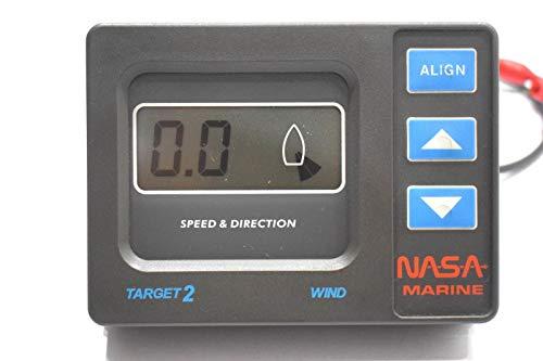 (Nasa Marine Target 2 Wind Instrument System Speed & Direction Display)