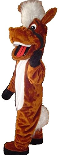 Horse Mascot Costume Adult Costume / Delivery Time 3 to 4 Weeks ()