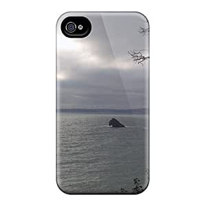 Berry Head From Meadfoot Awesome High Quality Iphone 4/4s Case Skin