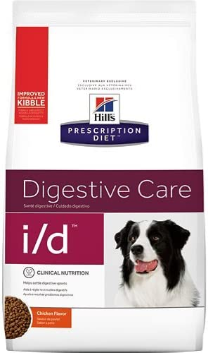Hill's Prescription Diet i d Digestive Care Chicken Flavor Dry Dog Food 8.5 lb
