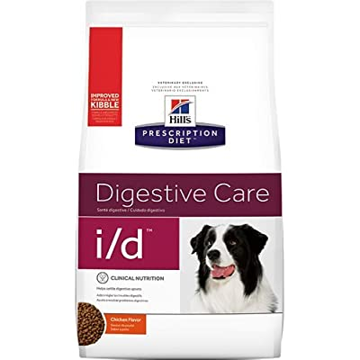 Hill's Prescription Diet i/d Digestive Care Chicken Dry Dog Food 27.5 lb