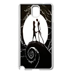 DIY Printed The Nightmare Before Christmas hard plastic case skin cover For Samsung Galaxy Note 3 N7200 SNQ362568