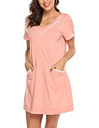 Pinks Women s Nightgowns   Sleep Shirts  a6da5e794