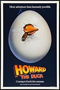 Howard The Duck Movie Poster Amazon.com: How...