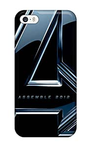 Gaudy Martinezs's Shop 9373840K71804780 Fashion Case Cover For Iphone 5/5s(2012 The Avengers)