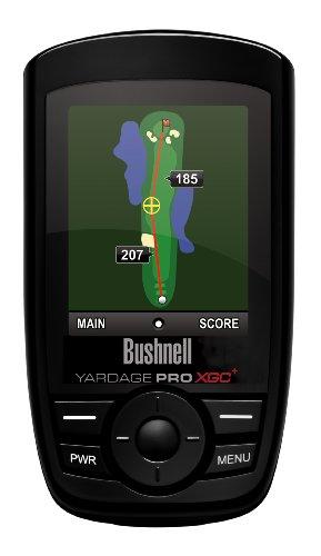 Bushnell XGC+ Golf GPS Rangefinder 368350