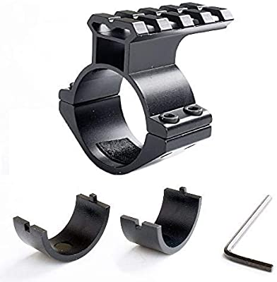 1 Inch Tactical Picatinny//Weaver Ring Mount for Rifle Gun Scope Mount 20mm Rail