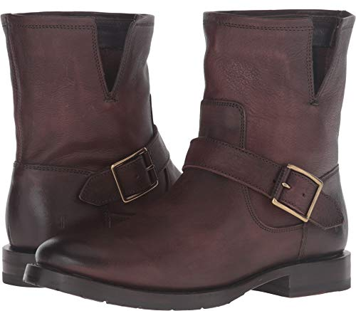 women s dark natalie short engineer boot