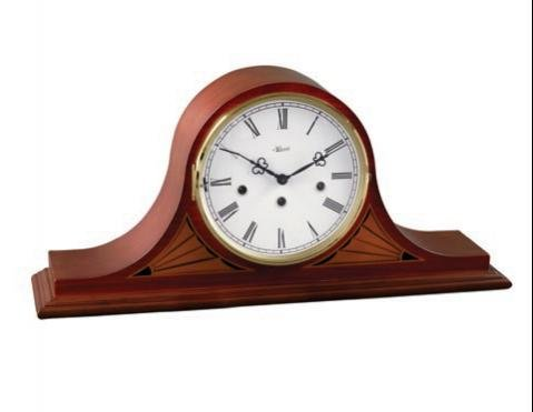 Hermle Remington Models Tambour Style Mantel Clock