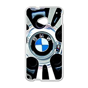 HTC One M7 Phone Case White BMW RJ2DS1029552