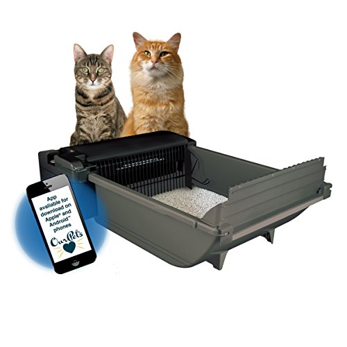 OurPets-SmartScoop-Intelligent-Litter-Box