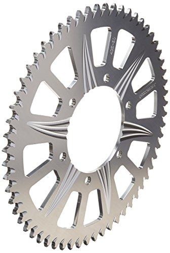 Vortex Motorcycle Parts (Vortex 435-60 Silver 60-Tooth Rear Sprocket)
