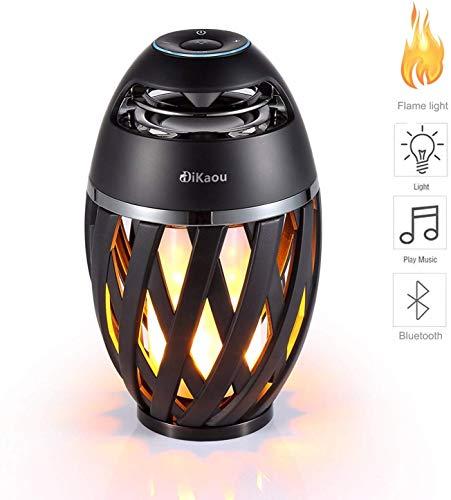 Dikaou Led Flame Table