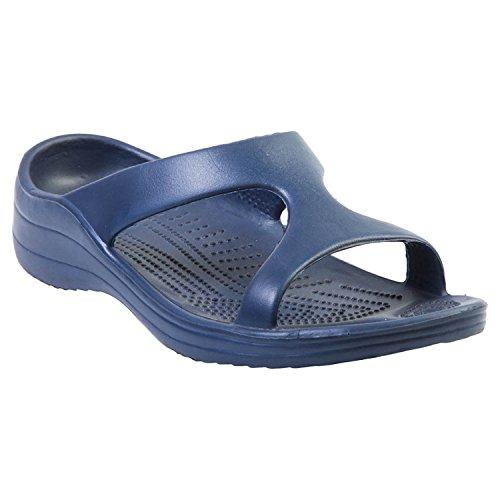 DAWGS Women's X Sandals - Navy Blue from DAWGS