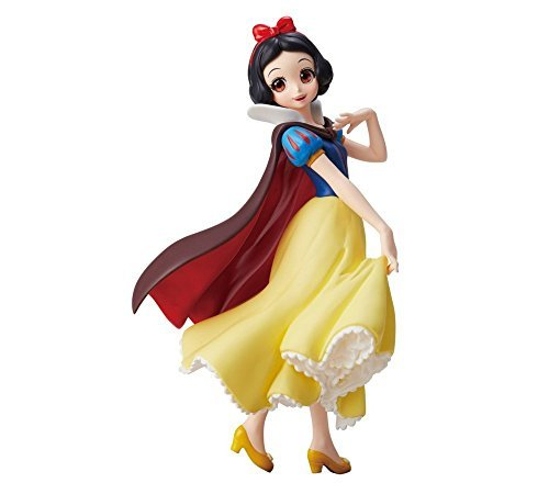 Japan lottery Disney Characters Crystalux Snow White Snow White and The Seven Dwarfs Disney ()
