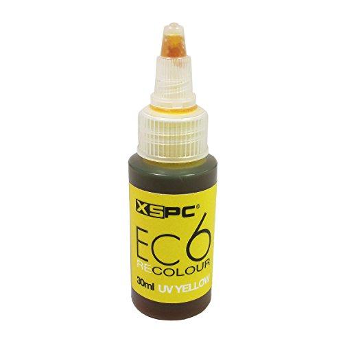 XSPC EC6 ReColour Dye, 30 mL, UV Yellow