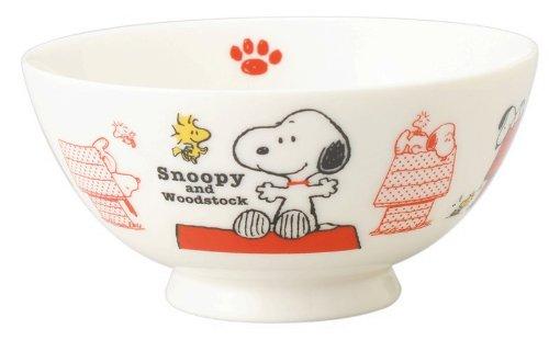 Snoopy Ceramic Bowl by KimuTadashi pottery