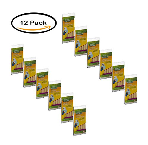 PACK OF 12 - Wild Harvest Sanded Perch Covers, 6.0 CT by Wild Harvest
