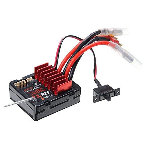 REMO E9901 ESC Receiver 1/16 RC Car Parts For Truggy Buggy Short Course 1631 1651 1621