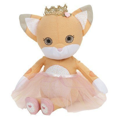 Mooshka Fairy Tales Ballerina Pets Fox Plush by Zapf Creation