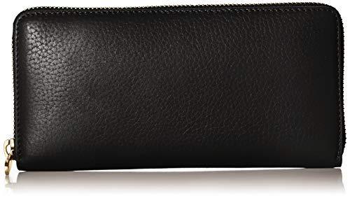 ECCO Isan 2 Large Zip Wallet, black