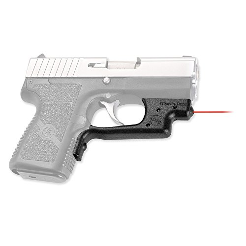 Crimson Trace LG-437 Laserguard Red Laser Sight for Kahr Arms 9mm and .40 S&W - To Nm Pm