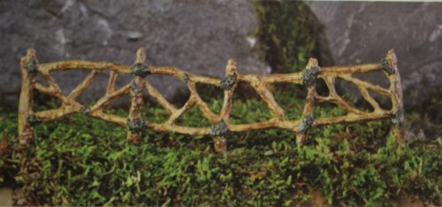 Fiddlehead Fairy Garden Woodland Twig Fence Section #16819 Review