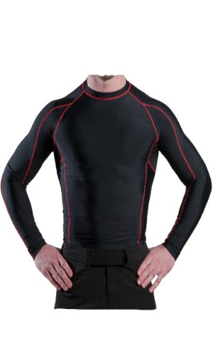 Men's Compression Shirt Long Sleeve