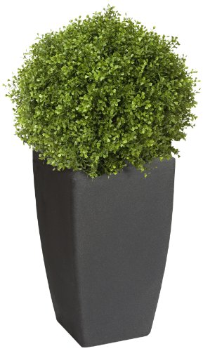 Algreen Products Madison Planter Charcoalstone