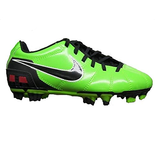 f503df41c25 Nike Youth Total 90 Shoot III FG Soccer Shoes (6) Electric Green