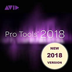 Avid Pro Tools 2018 (Download Card + iLo...