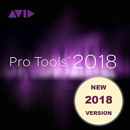 Price comparison product image Avid Pro Tools 2018 (Download Card + iLok)
